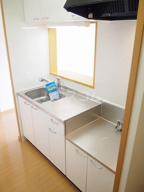 サニーブローテ住吉Ⅰ 02050号室のキッチン
