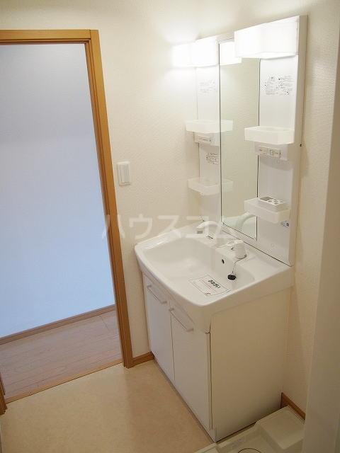 サニーブローテ住吉Ⅰ 02050号室の洗面所