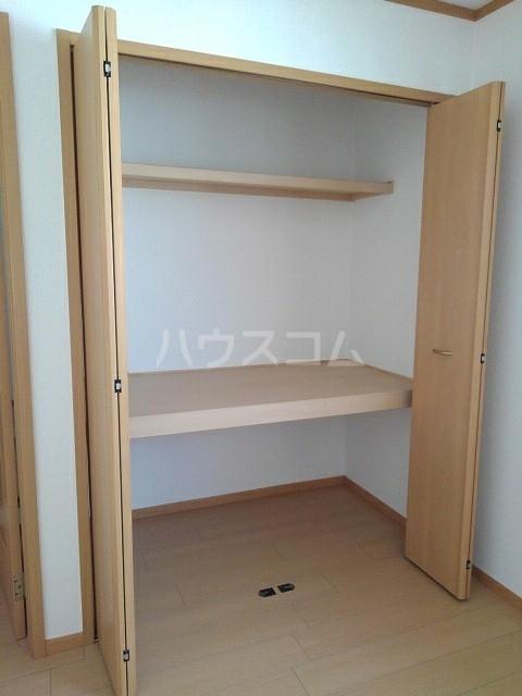 フラン ドミール 02030号室の収納