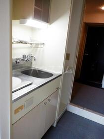 NICアーバンスピリッツ川崎 00804号室のキッチン