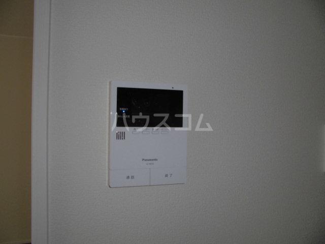 モン トレゾール 101号室のセキュリティ