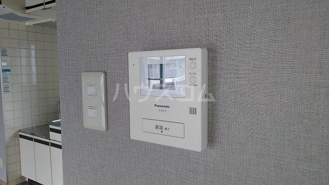 R-STYLE大宮 402号室のセキュリティ