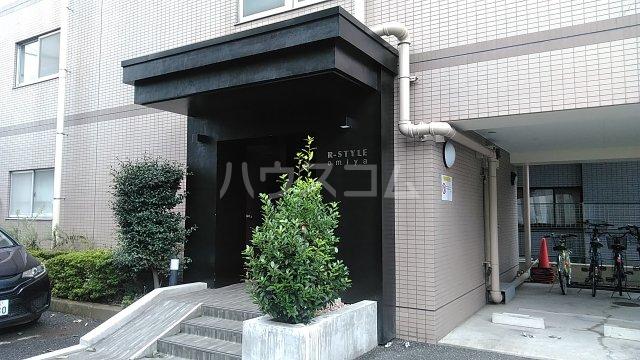 R-STYLE大宮 402号室のエントランス
