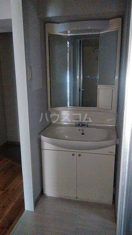 R-STYLE大宮 402号室のキッチン