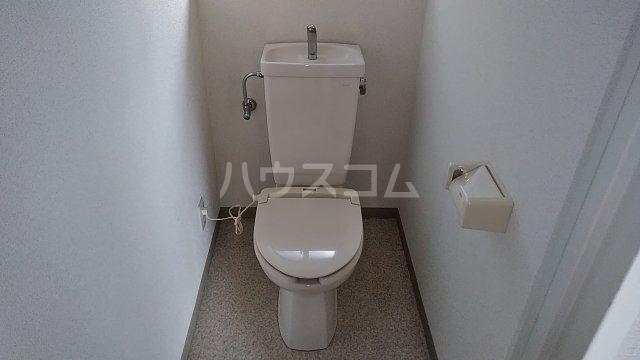 R-STYLE大宮 402号室のトイレ