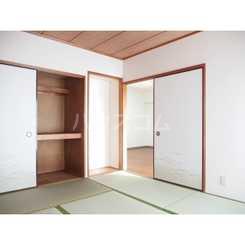 ルミエール片山 502号室の居室