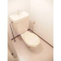 ルミエール片山 502号室のトイレ