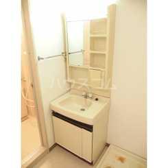 ルミエール片山 502号室の洗面所
