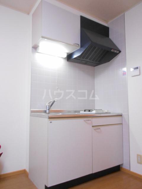 アビテM 102号室のキッチン