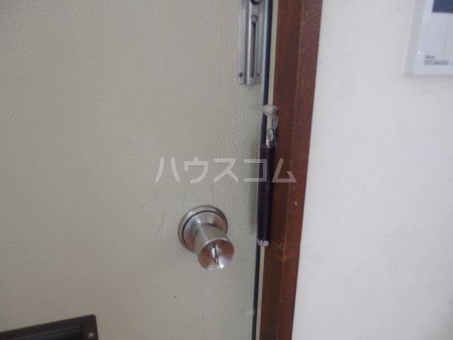 第二唐沢コーポ 201号室のセキュリティ