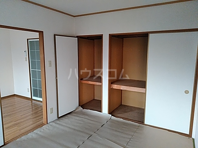 メゾンシエール 103号室の収納