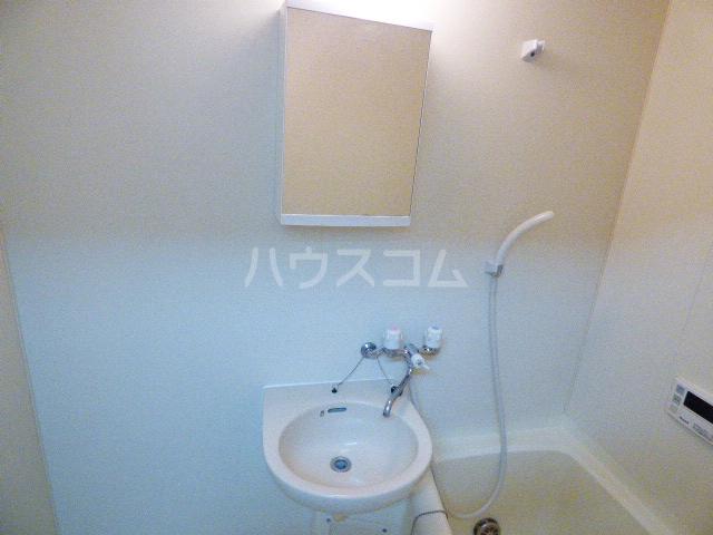 ドゥミル津田沼 206号室の洗面所