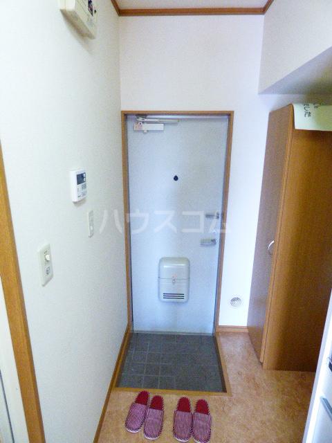 ドゥミル津田沼 206号室の玄関
