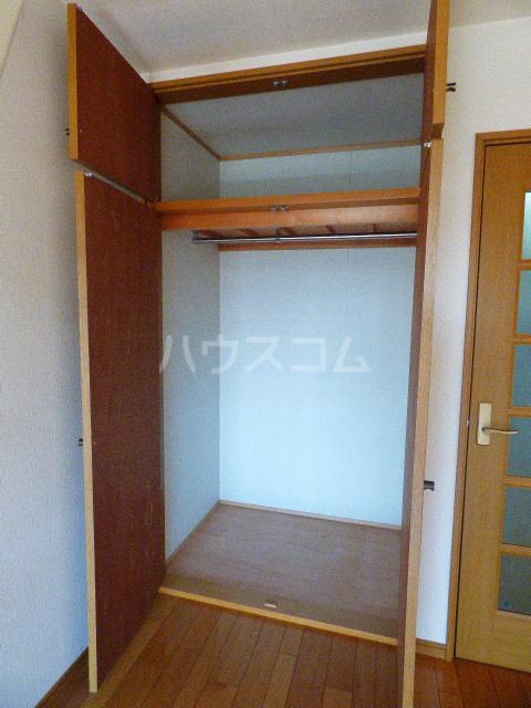 ドゥミル津田沼 206号室の収納