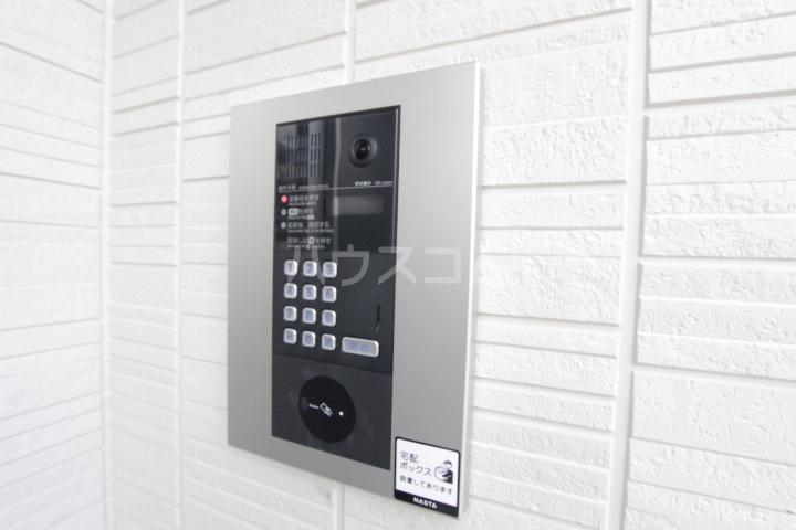 GRAND D-room豊田月見 102号室のセキュリティ
