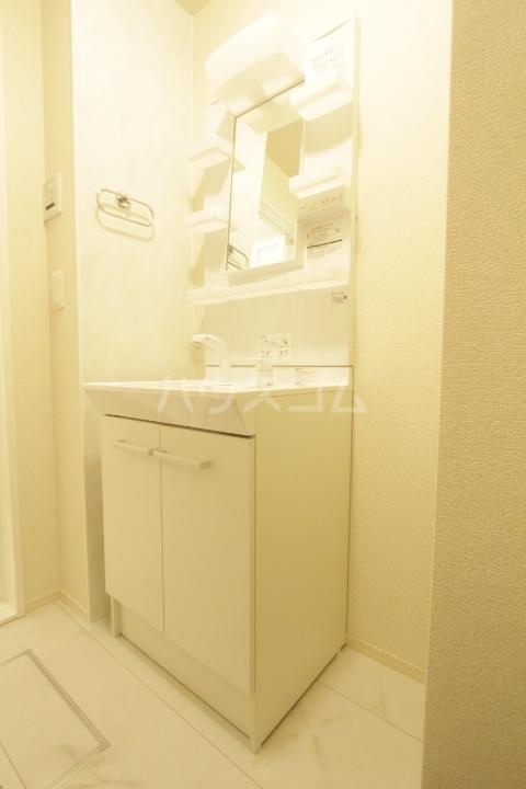 GRAND D-room豊田月見 102号室の洗面所