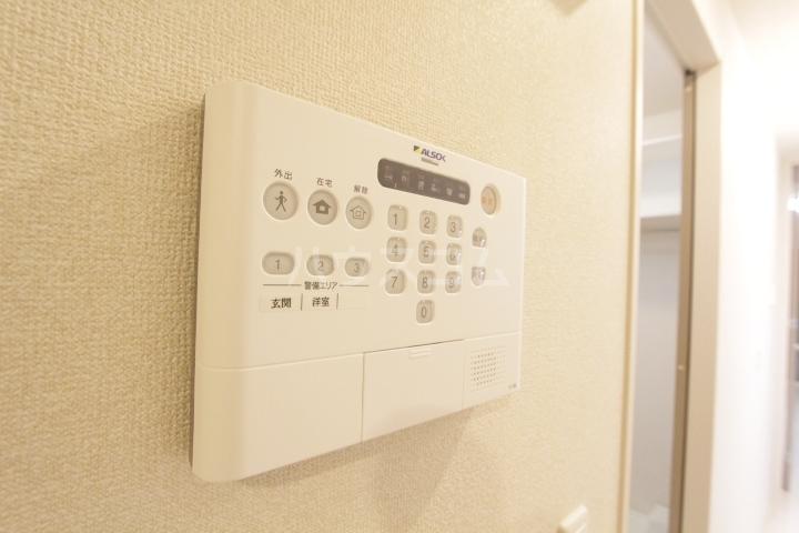 GRAND D-room豊田月見 202号室のセキュリティ