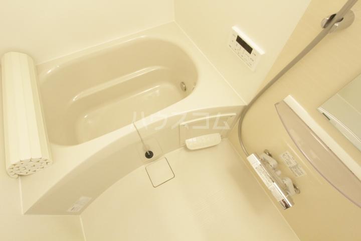 GRAND D-room豊田月見 202号室の風呂