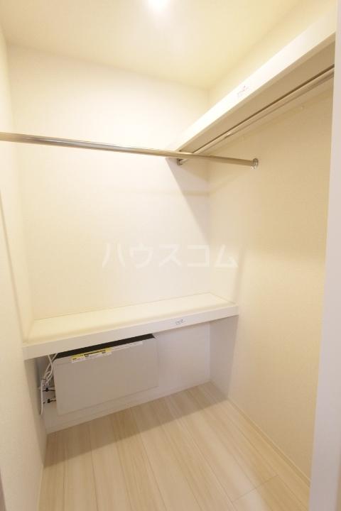 GRAND D-room豊田月見 202号室の収納