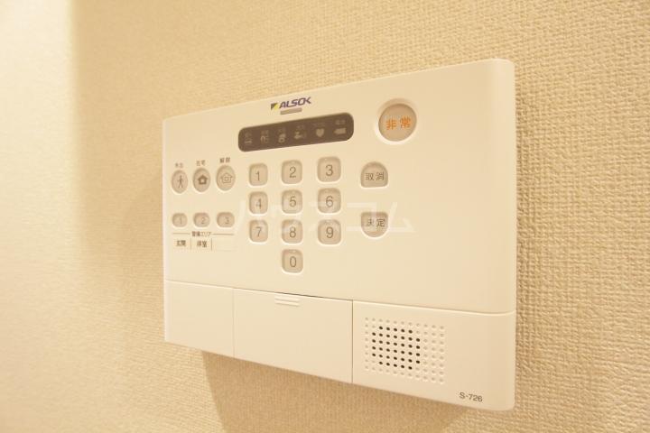 GRAND D-room豊田月見 205号室のセキュリティ
