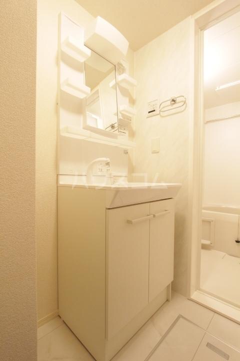 GRAND D-room豊田月見 205号室の洗面所