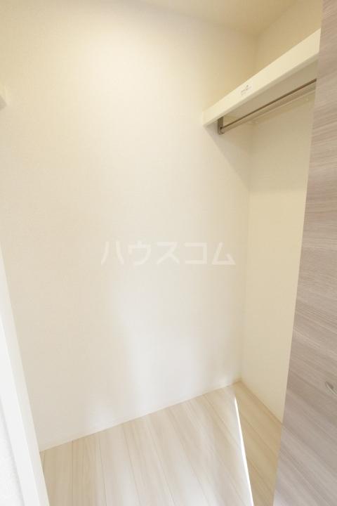 GRAND D-room豊田月見 205号室の収納