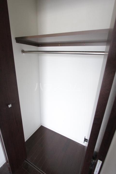 ヴァンクール豊田 804号室の収納