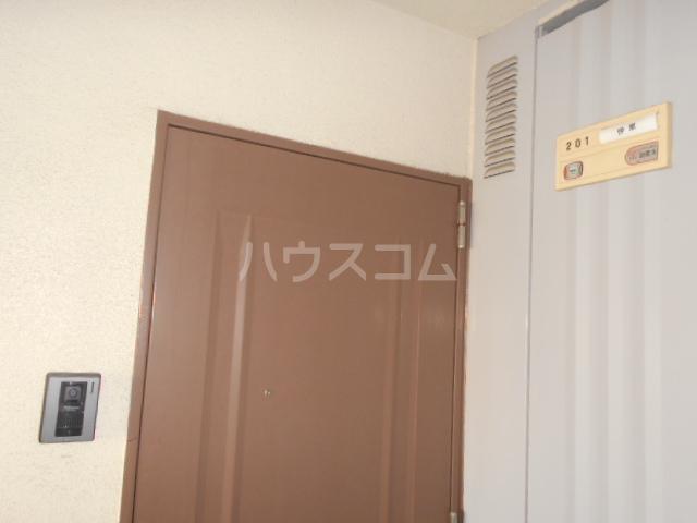 コーポ鳥山 302号室のセキュリティ