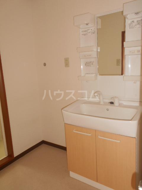 コーポ鳥山 302号室の洗面所