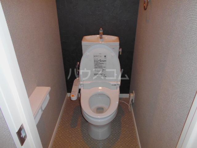 ドミールあさひ 202号室のトイレ