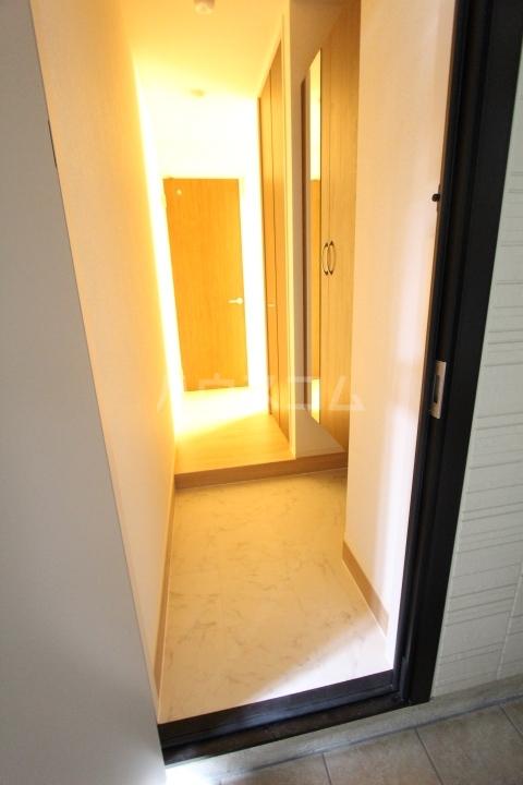 フェリーチェ 102号室の玄関