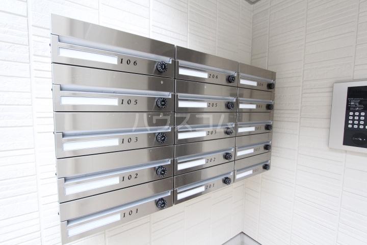 フェリーチェ 102号室のベッドルーム
