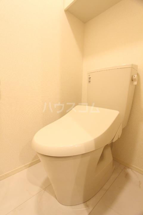 フェリーチェ 102号室のトイレ