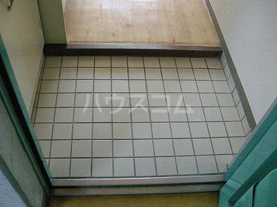 シティハウスナガサキ 206号室の設備