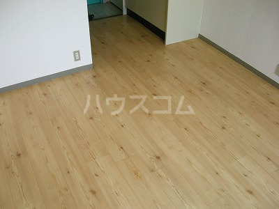 シティハウスナガサキ 206号室のキッチン