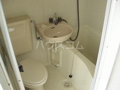 シティハウスナガサキ 206号室の風呂