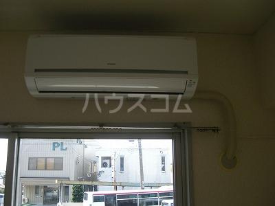シティハウスナガサキ 206号室の玄関