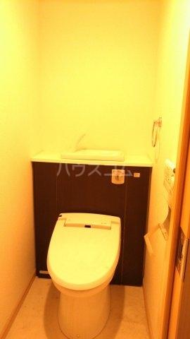 ルミエール 01010号室のトイレ