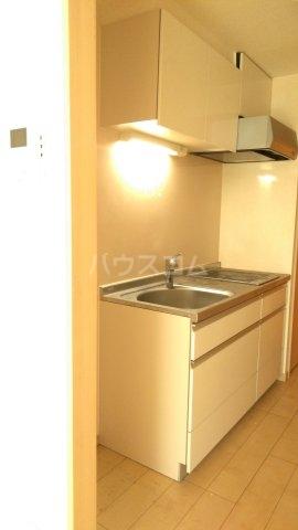 ルミエール 01010号室のキッチン