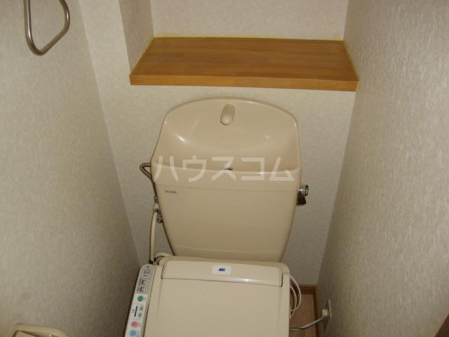 カームf本郷 102号室のトイレ