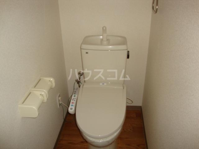 メゾンつばくろⅡ 102号室のトイレ