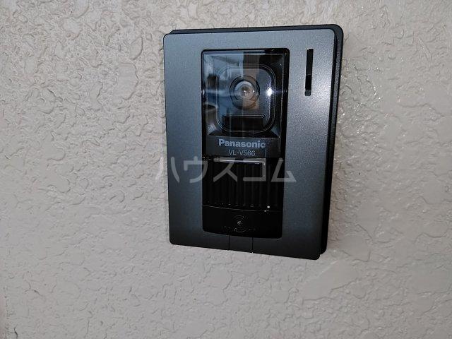 メゾンド栄Ⅱ 3-B号室のセキュリティ