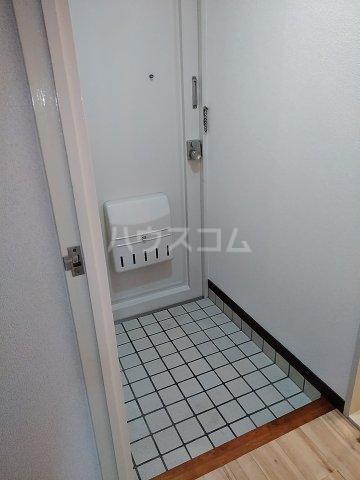 メゾンド栄Ⅱ 3-B号室の玄関