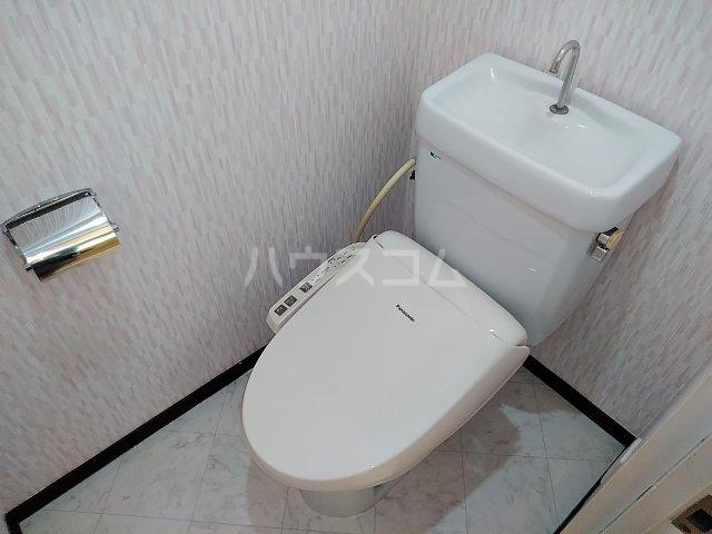 メゾンド栄Ⅱ 3-B号室のトイレ