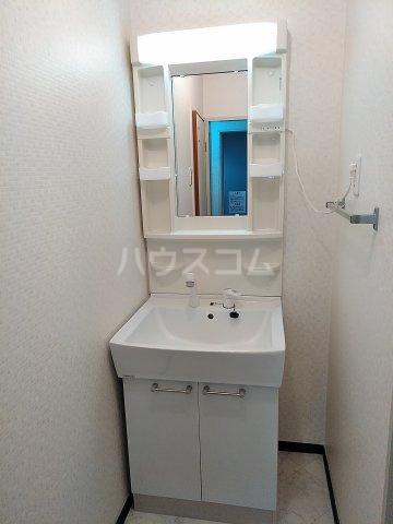 メゾンド栄Ⅱ 3-B号室の洗面所