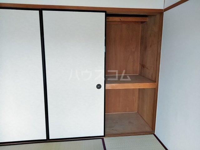 メゾンド栄Ⅱ 3-B号室の収納