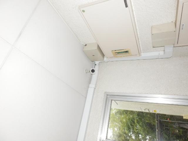 ハイツトーカンドー 405号室のセキュリティ