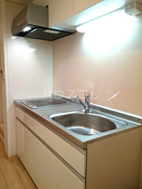 トレス中田 04020号室のキッチン