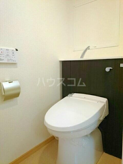 トレス中田 04020号室のトイレ