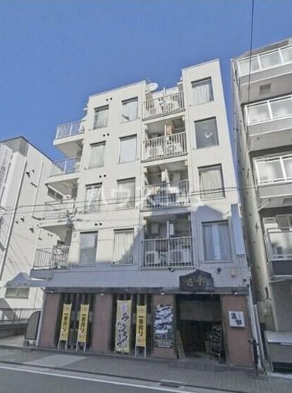 トップ横浜蒔田 301号室の外観